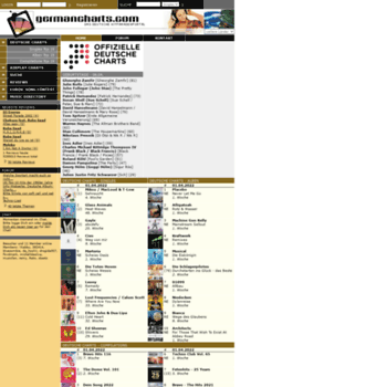 Germancharts.com thumbnail