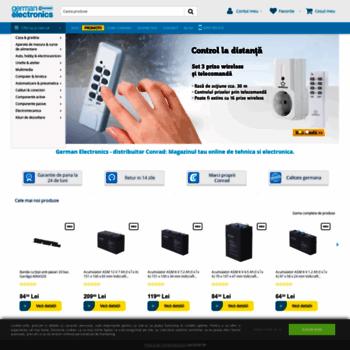 Germanelectronics.ro thumbnail