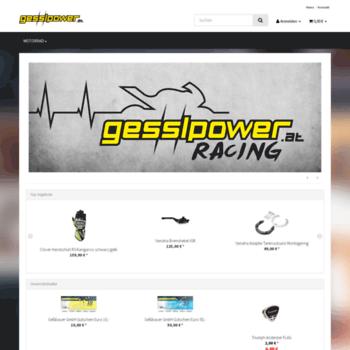 Gesslpower.at thumbnail