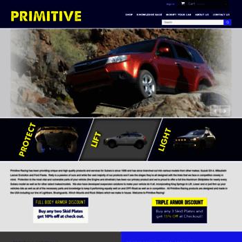 get-primitive com at WI  Primitive Racing Subaru Performance