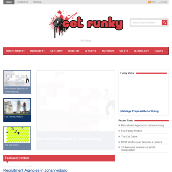 Getfunky.co.za thumbnail