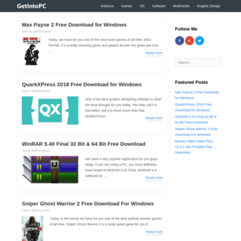 getintopc wiki at WI  GetIntoPC - Download Latest Softwares For Free
