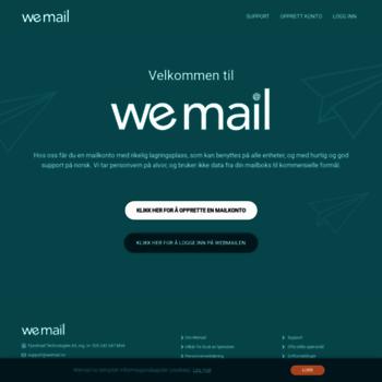 Getmail.no thumbnail