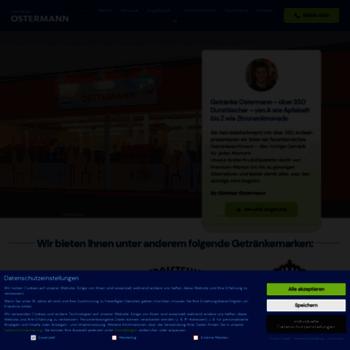 Getraenke-ostermann.de thumbnail