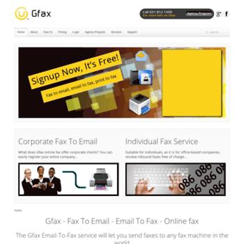 Gfax.co.za thumbnail
