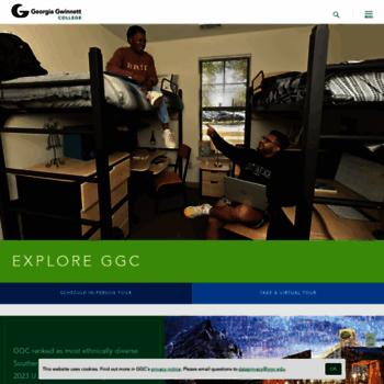 Ggcedu At Wi Georgia Gwinnett College