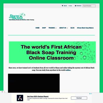 Ghanasoapschool.com thumbnail