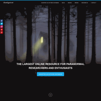 Ghostquest.net thumbnail