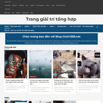 Giaitri365.net thumbnail