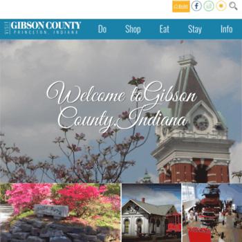 Gibsoncountyin.org thumbnail