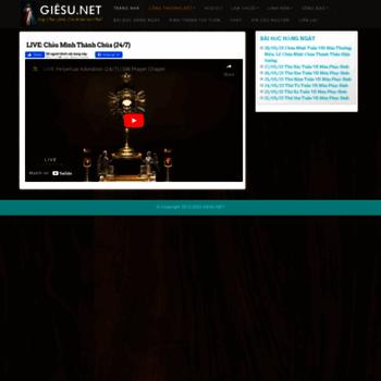 Giesu.net thumbnail