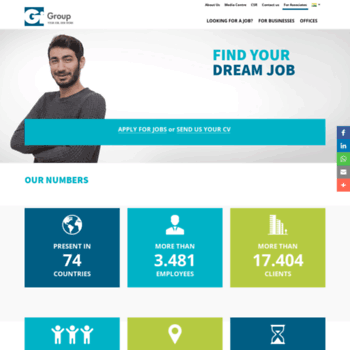 Luigi Zamboni Gi Group S P A At Website Informer