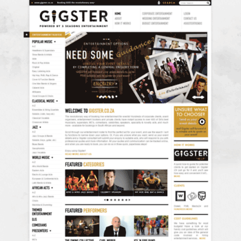 Gigster.co.za thumbnail