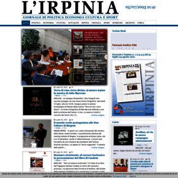 Giornalelirpinia.it thumbnail
