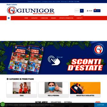 Giunigor.it thumbnail