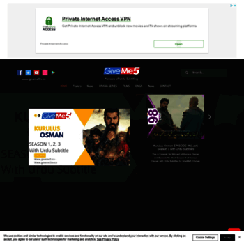 giveme5 co at WI  Turkish Dramas in urdu | Www giveme5 co