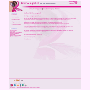 Glamour-girl.nl thumbnail