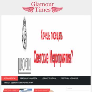 Glamourtimes.ru thumbnail