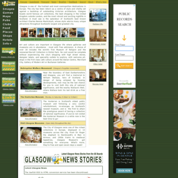 Glasgowguide.co.uk thumbnail