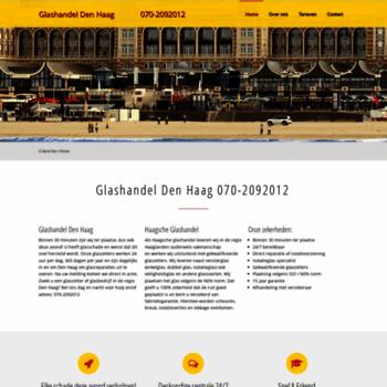 Glashandelindenhaag.nl thumbnail