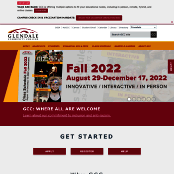 Glendale Community Coll Canvas Updates | Cosmeticdirectory