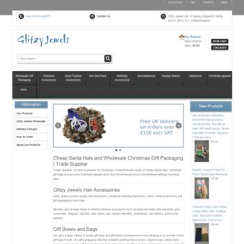 Glitzy-jewels.co.uk thumbnail