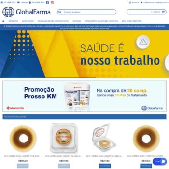 Globalfarma.com.br thumbnail