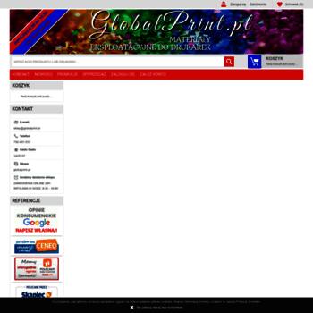 Globalprint.pl thumbnail