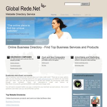 Globalrede.net thumbnail