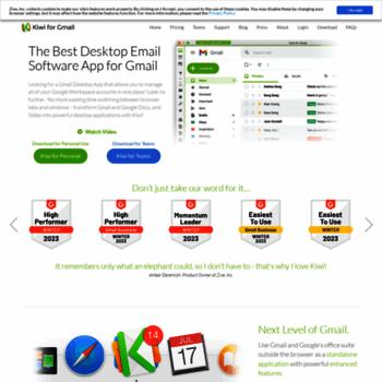 Gmailformac.com thumbnail