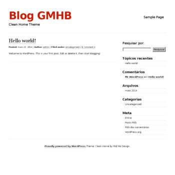 Gmhb.com.br thumbnail
