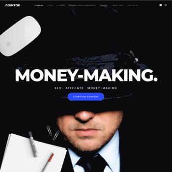 Веб сайт go-in-top.ru
