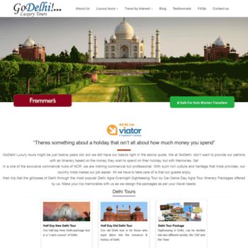 Godelhi.net thumbnail