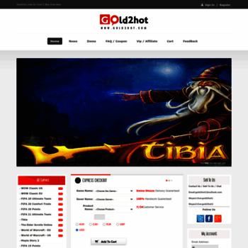 gold2hot com at WI  Buy FFXIV Gil,Buy SWTOR Credits,Buy FIFA
