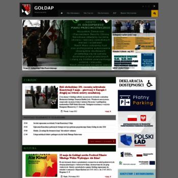 Goldap.pl thumbnail