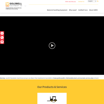 Goldbell.com.vn thumbnail