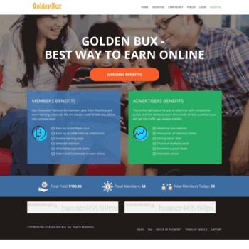 Goldenbux.net thumbnail