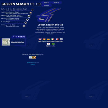 Goldenseason.com.sg thumbnail