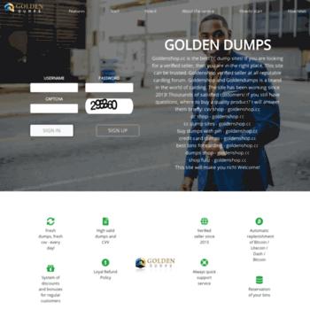 Goldenshop.cc thumbnail
