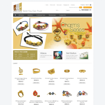 Goldonline.com.sg thumbnail
