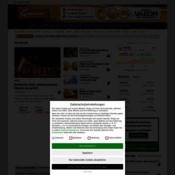 Goldreporter.de thumbnail