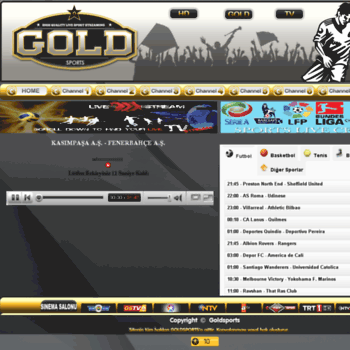 Goldsports.in thumbnail