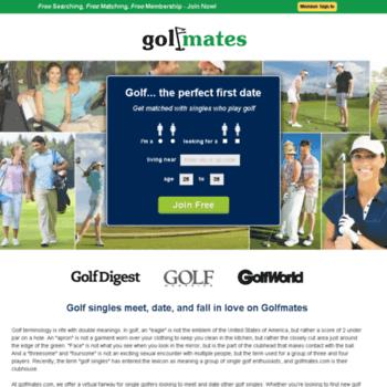 golf mates dating sites