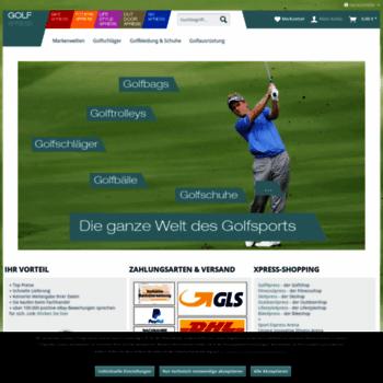 Golfxpress.de thumbnail