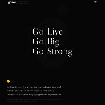 Golive.digital thumbnail