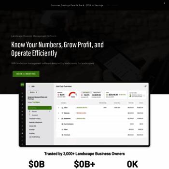 golmn com at WI  LMN Landscape Management Software – Help