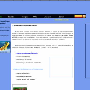 Golwebsite.com.br thumbnail