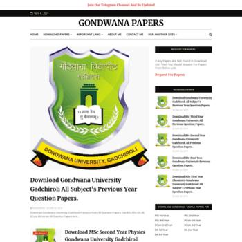 Gondwana-papers.blogspot.com thumbnail
