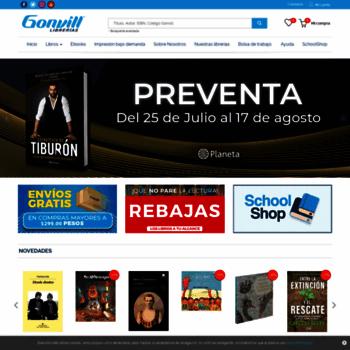 Gonvill.com.mx thumbnail