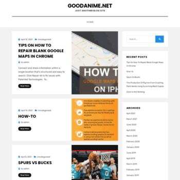 Goodanime.net thumbnail